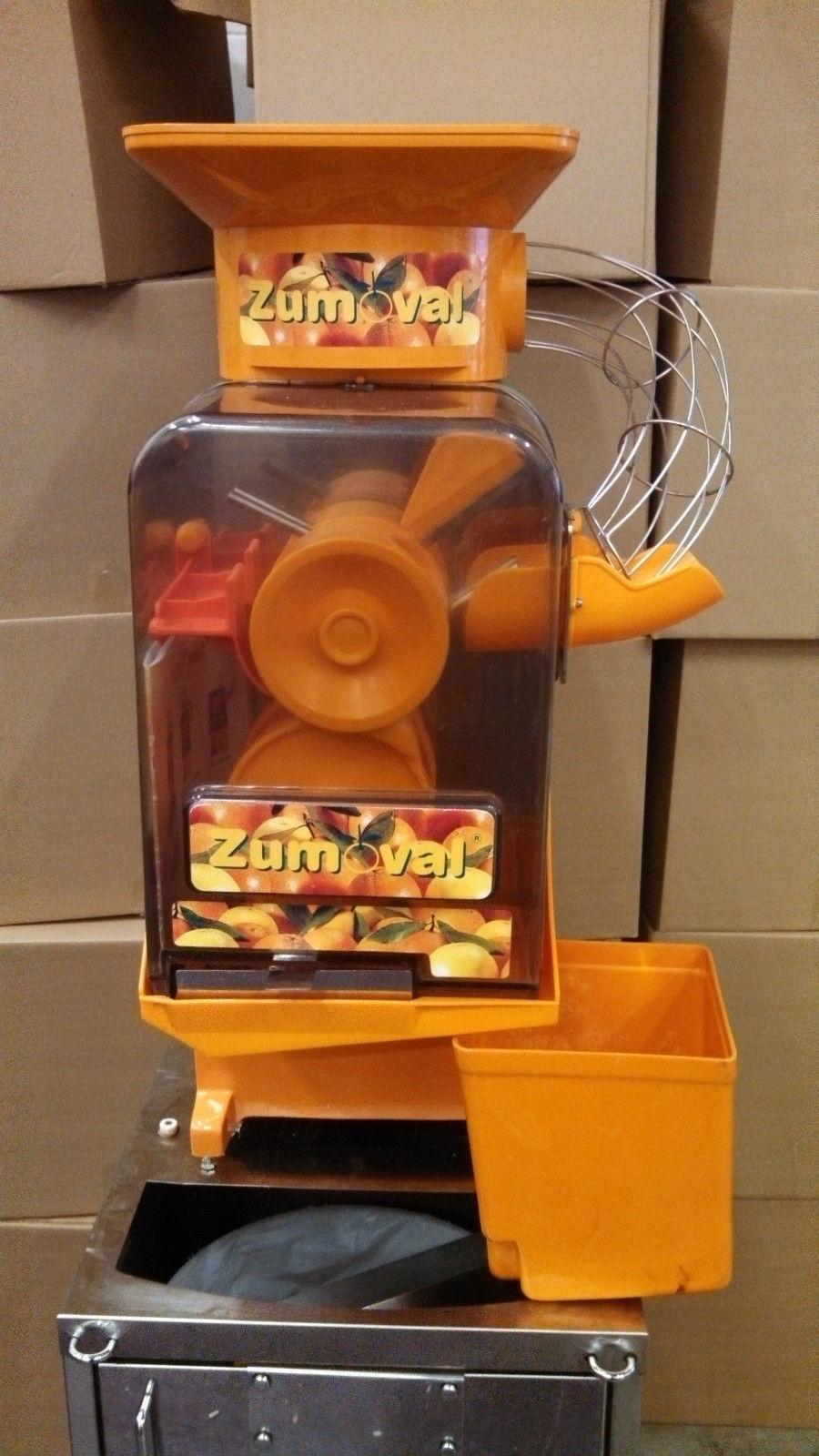 Zumoval Minimatic Citrus Juicer